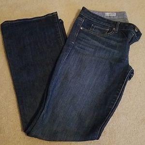 Gap Curvy Style Dark Wash Jeans
